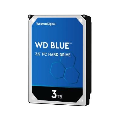 """Disco Rígido Western Digital Blue 3TB 3.5"""" 5400RPM (WD30EZRZ)"""