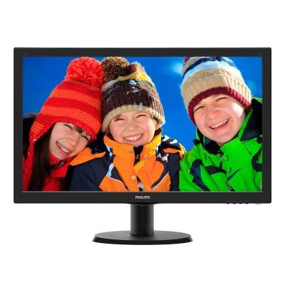 "Monitor Philips V-Line 23"" LCD FHD (243V5LHSB)"