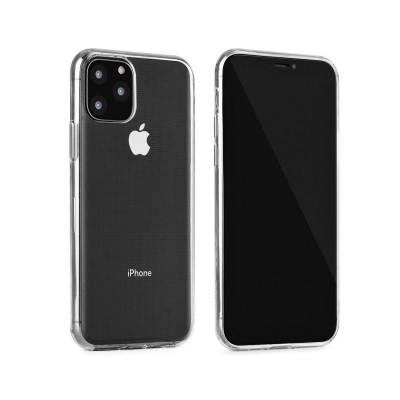 Capa Silicone iPhone 12 Pro Max Transparente