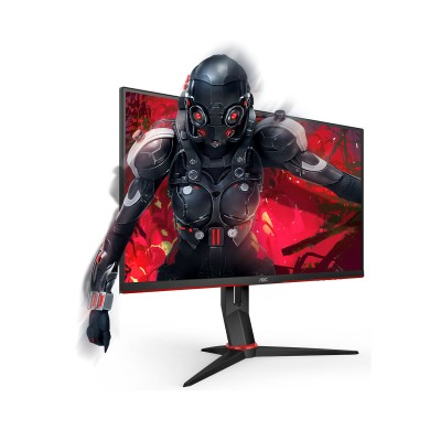 "Monitor AOC 27"" IPS FHD 75 Hz FreeSync (27G2U5/BK)"