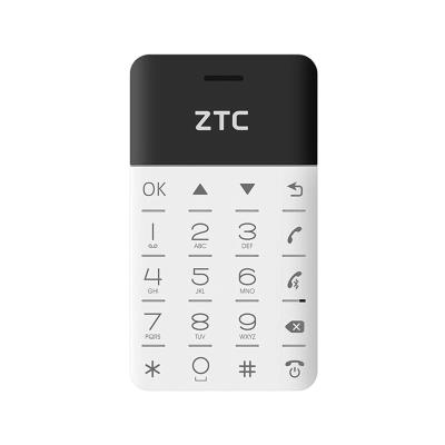 ZTC G200 Cardphone Single SIM Blanco
