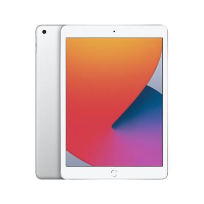 """Tablet Apple iPad 10.2"""" Wi-Fi (2020) 32GB Prateado"""