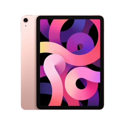 "Tablet Apple iPad Air 10.9"" Wi-Fi (2020) 64GB Rosa Dourado"