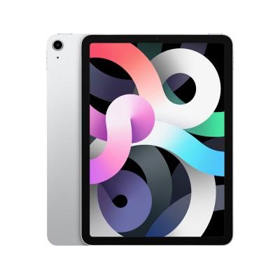 "Apple iPad Air 10.9"" Wi-Fi+Cellular (2020) 256GB Silver"