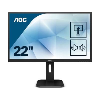 """Monitor AOC 22"""" FHD 60Hz Black (22P1D)"""