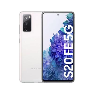 Samsung Galaxy S20 FE 5G 128GB/6GB G781 Dual SIM Branco
