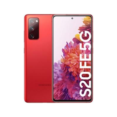 Samsung Galaxy S20 FE 5G 128GB/6GB G781 Dual SIM Red