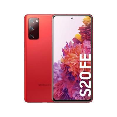 Samsung Galaxy S20 FE 128GB/6GB G780 Dual SIM Vermelho