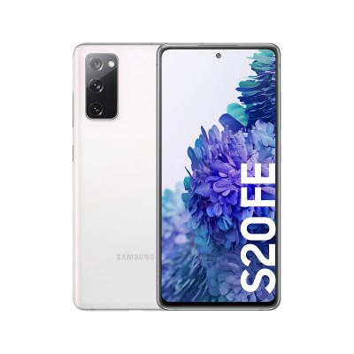 Samsung Galaxy S20 FE 128GB/6GB G780 Dual SIM Branco