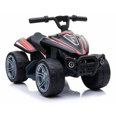 Moto 4 Elétrica TR-1805 6V Preta