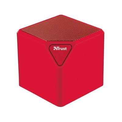 Altavoz Bluetooth Trust Ziva Rojo
