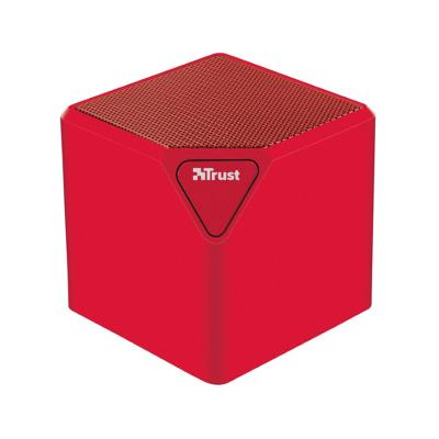 Bluetooth Speaker Trust Ziva Red