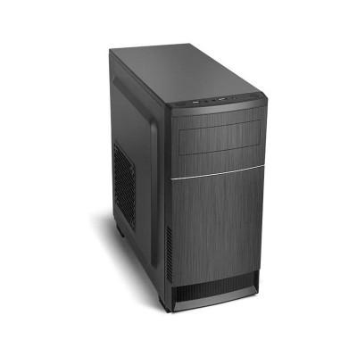 Computer Case Nox Micro-ATX Virtus Black (NXVIRTUS)