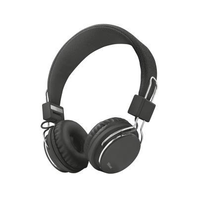 Headphones Trust Ziva Foldable Black