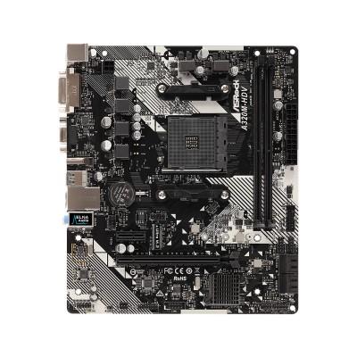 ATX Motherboard ASRock A320M-HDV R4.0 (90-MXB9L0-A0UAYZ)