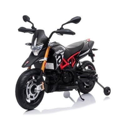 Electric Motorcycle Aprilia A007 12V Black