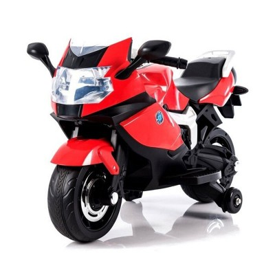 Electric Motorcycle LB9909 6V Red