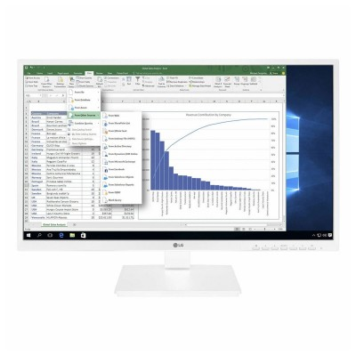"""Monitor LG 27"""" IPS FHD 75Hz (27BK550Y-W)"""