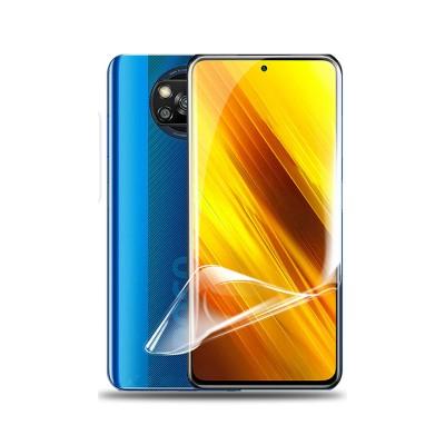Hydrogel Protective Film Xiaomi Poco X3 NFC