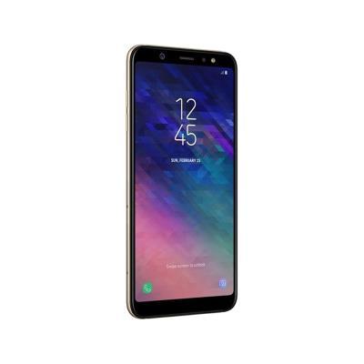 SAMSUNG GALAXY A605 A6 PLUS 2018 32GB/3GB DUAL SIM DORADO