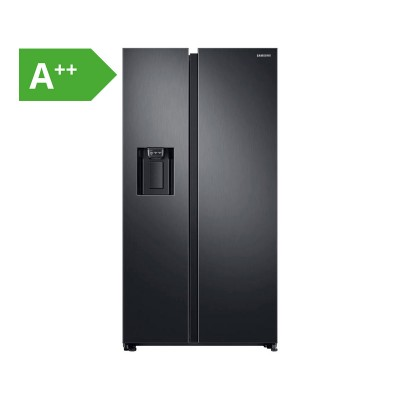 Fridge Samsung 617L Black (RS68N8221B1)