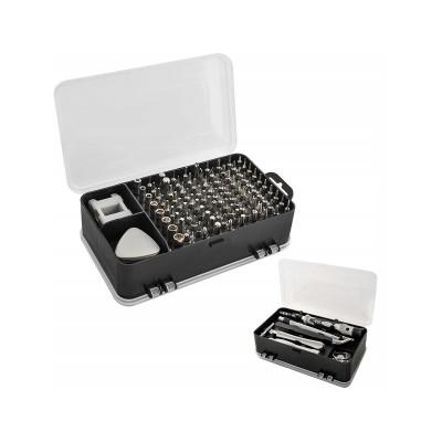 Caixa de Chaves de Precisão Torx Bits 110 Peças