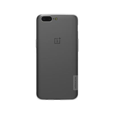 Funda Silicona Nillkin OnePlus 5 Transparente