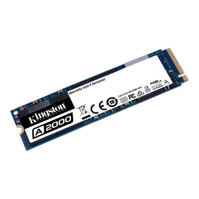 Disco SSD Kingston 1TB M.2 2280 A2000 3D TLC NVMe SSD