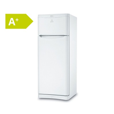 Combined Fridge Indesit 415L White (TAA5V)