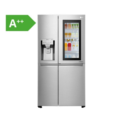 American Refrigerator LG InstaView 675 L Stainless Steel (GSX961NSVZ)