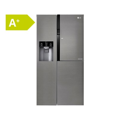 American Refrigerator LG 591L Stainless Steel (GSJ361DIDV)