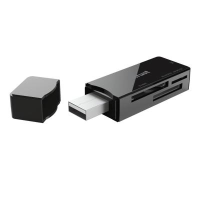 Leitor de Cartões Trust Nanga USB 2.0 Preto (21934)