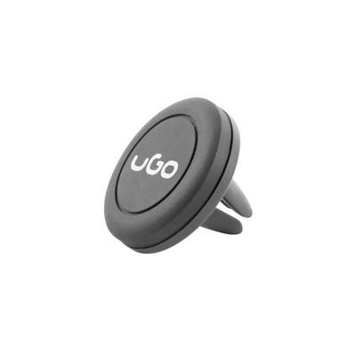 Magnetic Car Holder uGo Black (USM-1082)