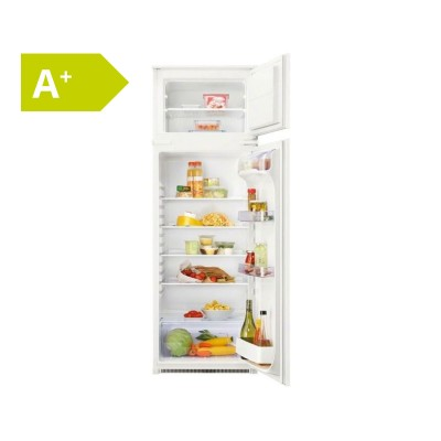 Combined Fridge Zanussi 258L White (ZBT27430SA)