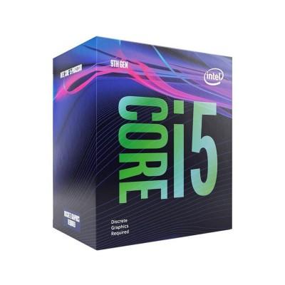 Processor Intel Core i5-9400F 6-core 2.9GHz w/Turbo 4.1GHz 9MB