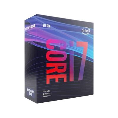 Processor Intel Core i7-9700F 8-core 3GHz w/Turbo 4.7GHz 12MB