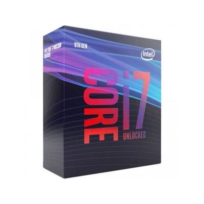 Processor Intel Core i7-9700K 8-Core 3.6GHz w/Turbo 4.9GHz 12MB