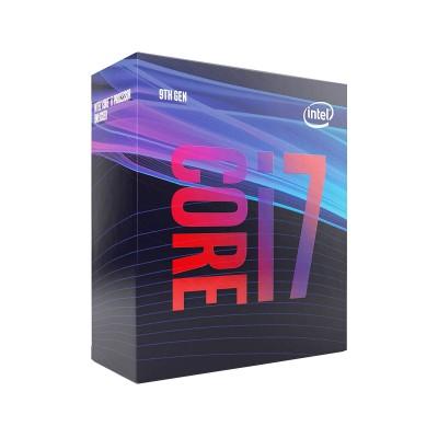 Processor Intel Core i7-9700 8-Core 3.0GHz w/Turbo 4.7GHz 12MB