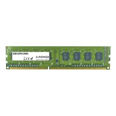 RAM Memory 2-Power Multispeed 8GB DDR3 Dimm
