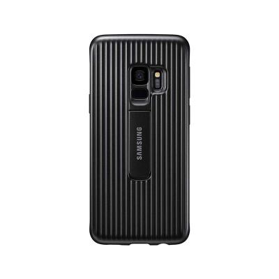 Capa Protective Standing Original Samsung S9 EF-RG960CBE Preta