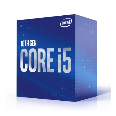 Processor Intel Core i5-10400 6-Core 2.9GHz w/Turbo 4.3GHz 12MB