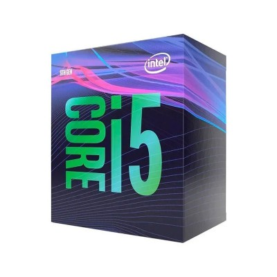 Processor Intel Core i5-9400 6-Core 2.9GHz c/Turbo 4.1GHz 9MB