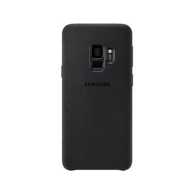 Funda Original Alcântara Original Samsung S9 Negro (EF-XG960ABE)