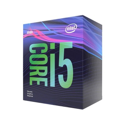 Processor Intel Core i5-9500F 6-Core 3.0GHz w/Turbo 4.4GHz 9MB