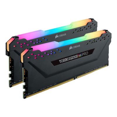 RAM Memory Corsair Vengeance RGB Pro 16GB DDR4 (2x8GB) 3200MHz