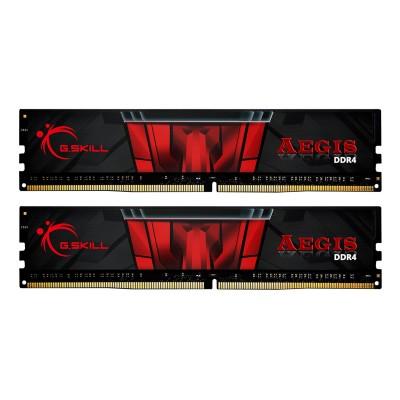 RAM Memory G.Skill Aegis 16GB DDR4 (2x8GB) 3000MHz