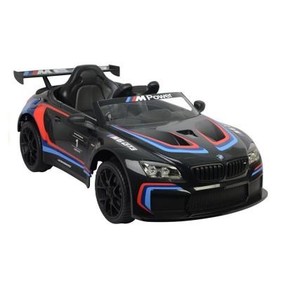 Electric Car BMW M6 GT 12V Black