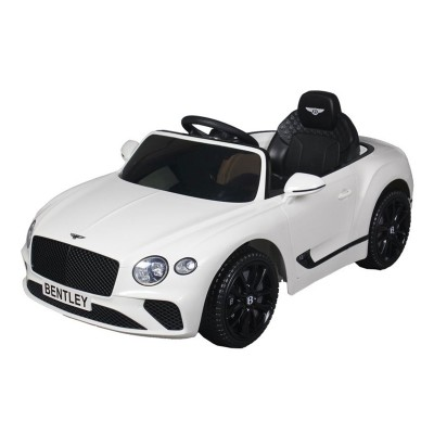 Electric Car Bentley ZP8008 12V White