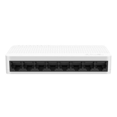Switch Tenda 8 Doors 10/100 Mbps White (S108V8.0)