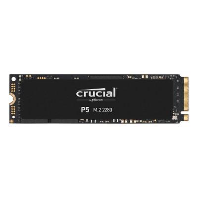 Disco SSD Crucial P5 250GB 3D NAND M.2 2280 NVMe